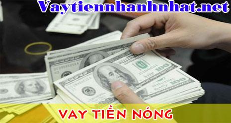 Cho vay tiền nóng TPHCM nhanh đơn giản không cần thế chấp