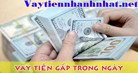 Vay tiền gấp trong ngày tại TPHCM