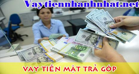 Vay tiền mặt trả góp tại TPHCM