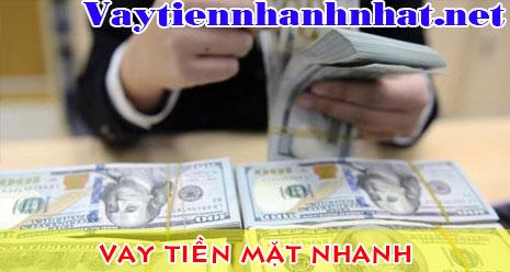 Vay tiền mặt nhanh tại TPHCM